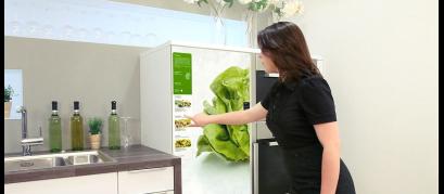 Ein Kühlschrank der für euch denkt