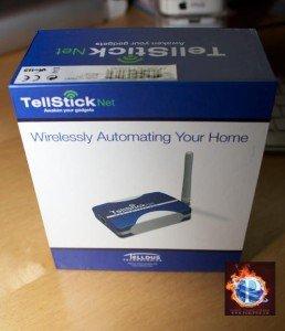 TellStick - Hausautomation und Stromersparnis in einem
