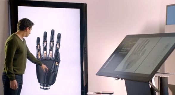 Microsofts Vision vom zukünftigen Haus mit viel Touch - Video