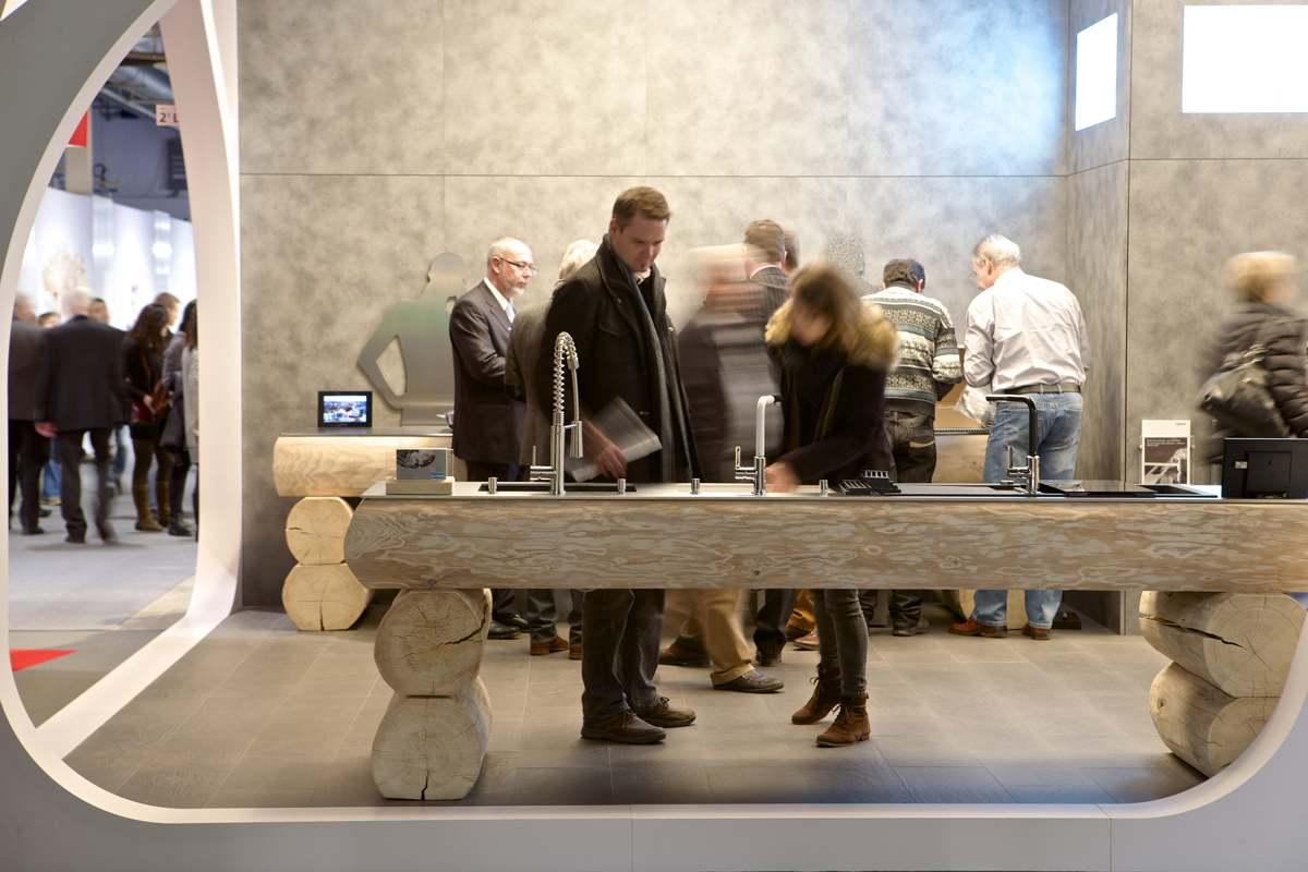 Swissbau 2014 – grösste Schweizer Messe für Bau-interessierte und Architekten