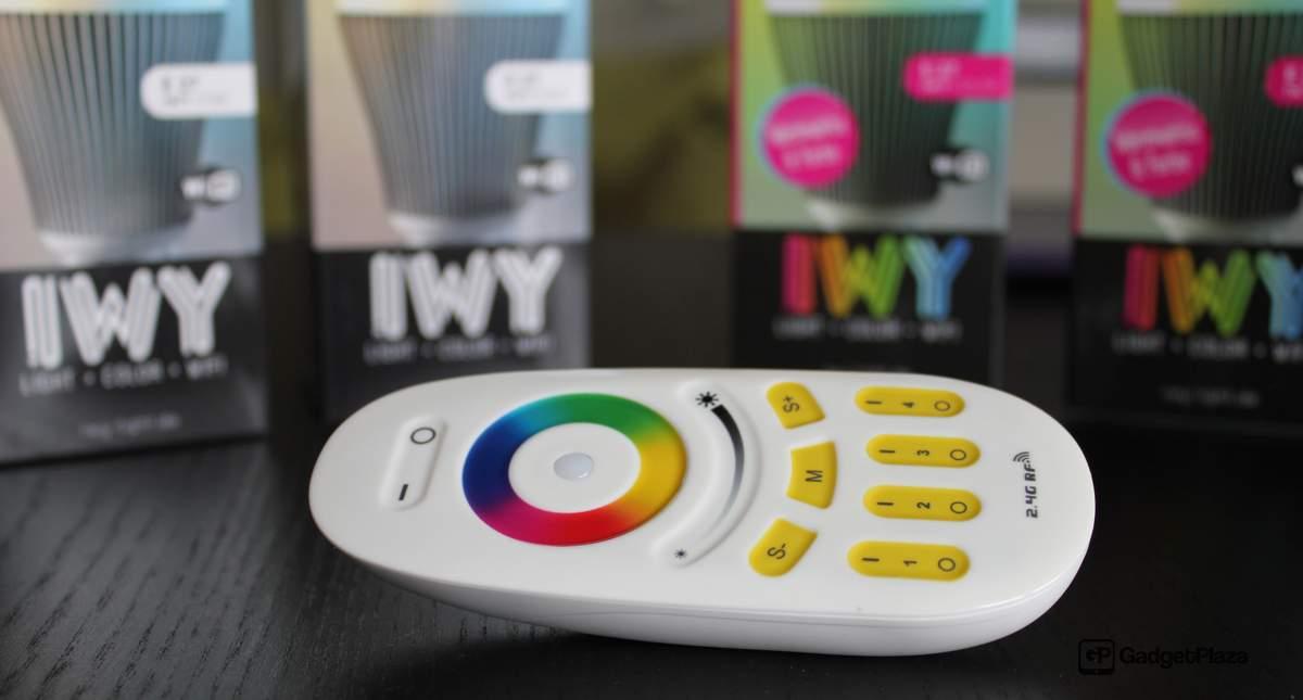 IWY-Light - Die WLAN-LED-Birnen sind auf dem Vormarsch