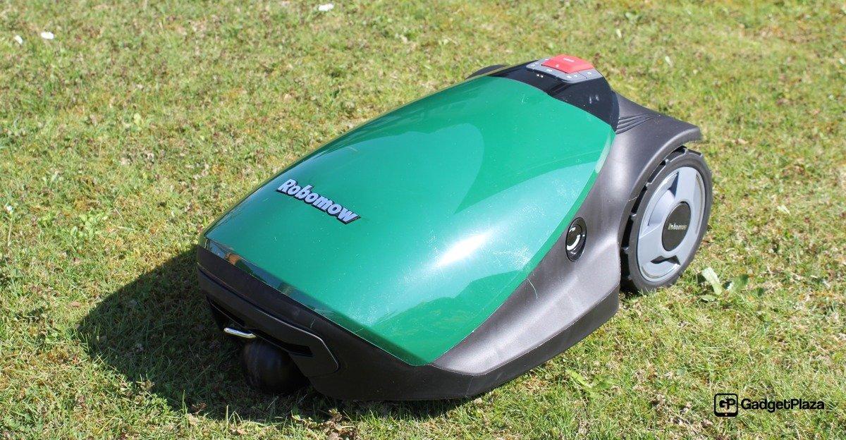 Robomow RC306 – Der Rasenmäher mit Smartphone Steuerung