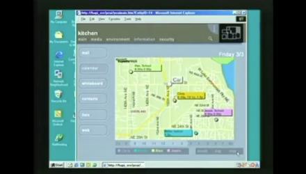 Video «Microsoft Smart Home» aus dem Jahre 1999