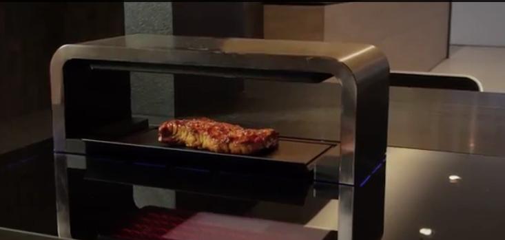 Video – Panasonics Ideen für die Küche mit einem Kochherd
