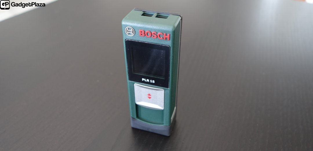 Bosch PLR 15 Testbericht digitale Laser-Entfernungsmesser
