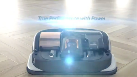 Video - Samsung POWERbot VR9000 Demo Video