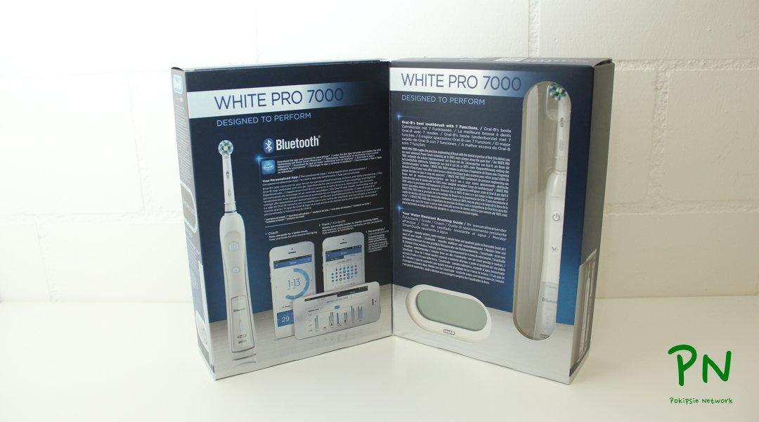 Oral-B White Pro 7000 - Zähneputzen nur für Geeks?