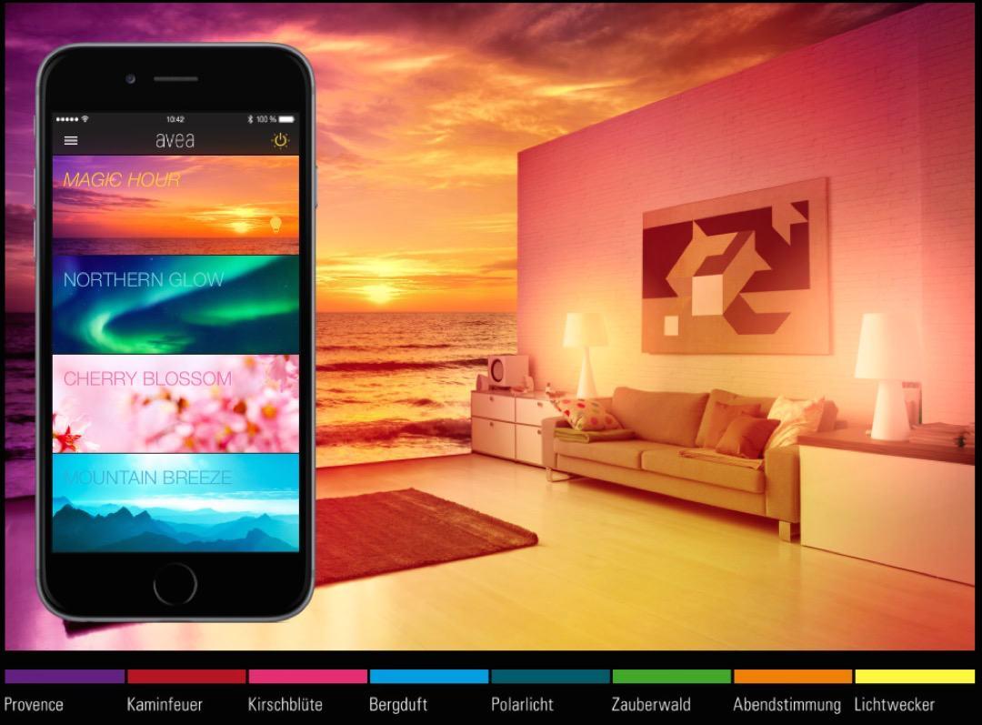 Apple Watch unterstütztung für Elgato Avea