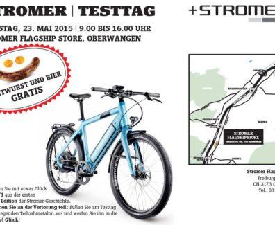 23.05.2015 – Stromer Testtag in Oberwangen