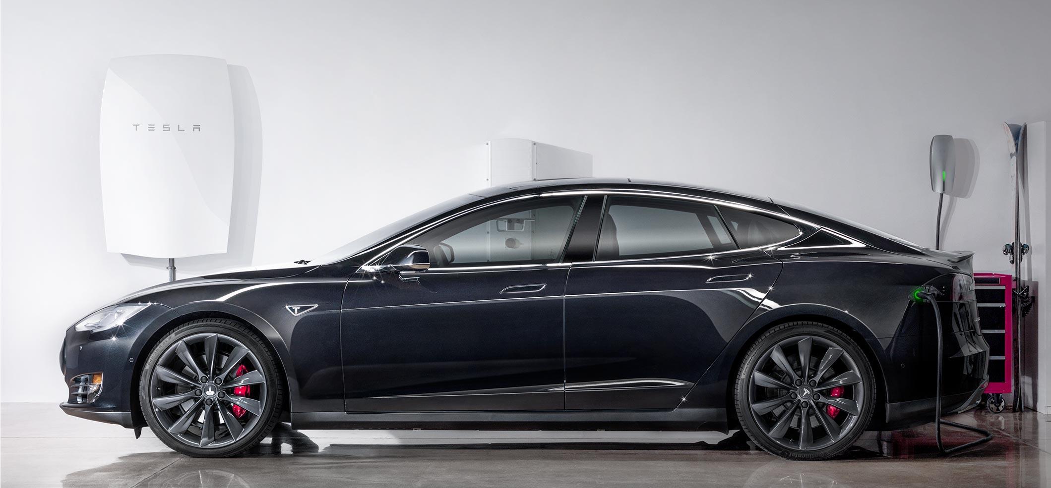 Tesla bringt mit der Powerwall den Energiespeicher für das eigene Heim