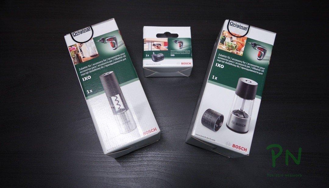 Bosch IXO 5 Zubehör Spice, Vino und Winkelaufsatz Testbericht