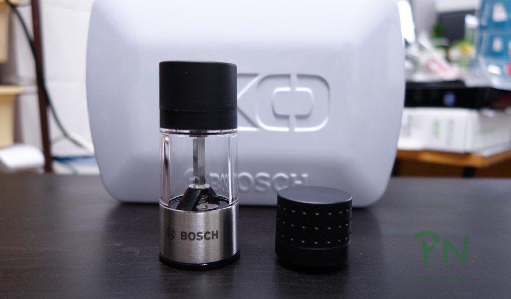 Bosch IXO 5 Zubehör «Spice» «Vino» und «Winkelaufsatz»