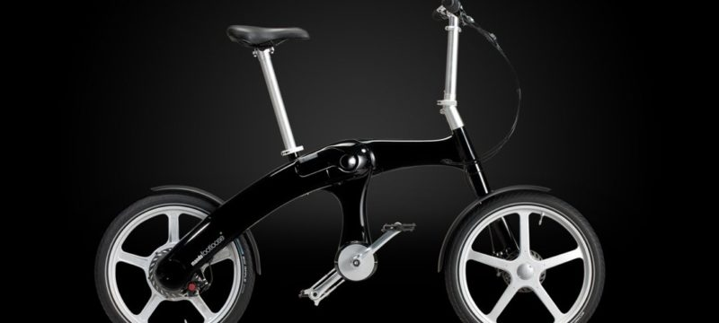 Mando Footloose – Weltweit erstes kettenloses Fahrrad