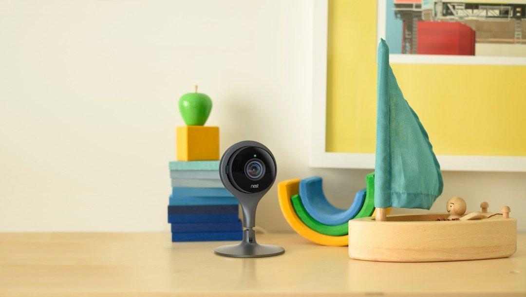 Nest Cam – Google erweitert sein Sortiment um eine Überwachungskamera