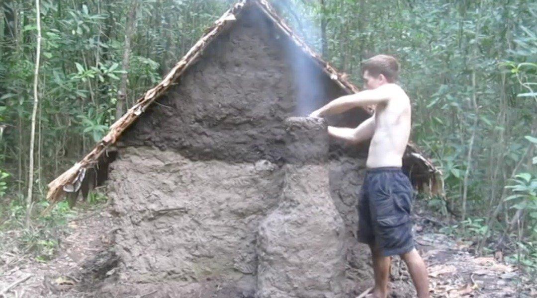 Video – Hausbau mit wenig Mitteln ganz einfach selber gemacht