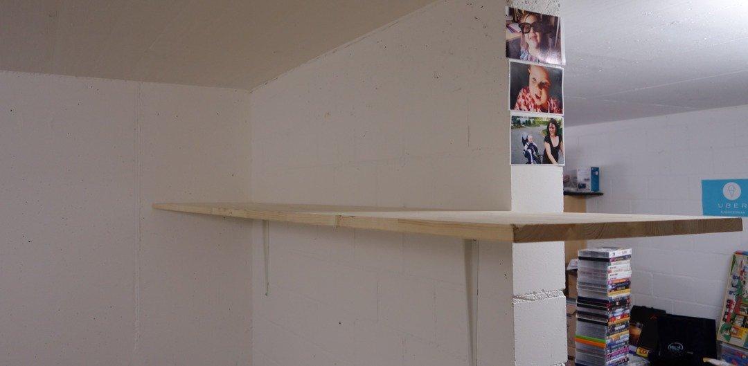 Projekt Büro – ein Schritt weiter mit einem «Multimedia»-Gestell