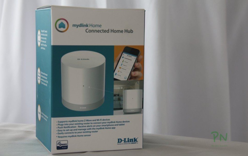 D-Link Connected Home Hub DCH-G020