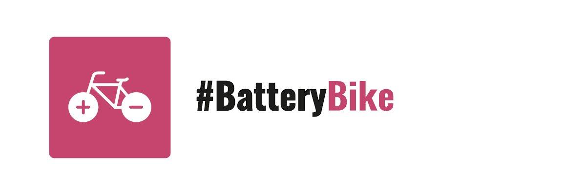 BatteryBike Logo – endlich haben wir eines