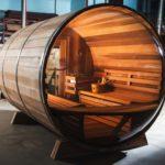 Barrel Sauna Header