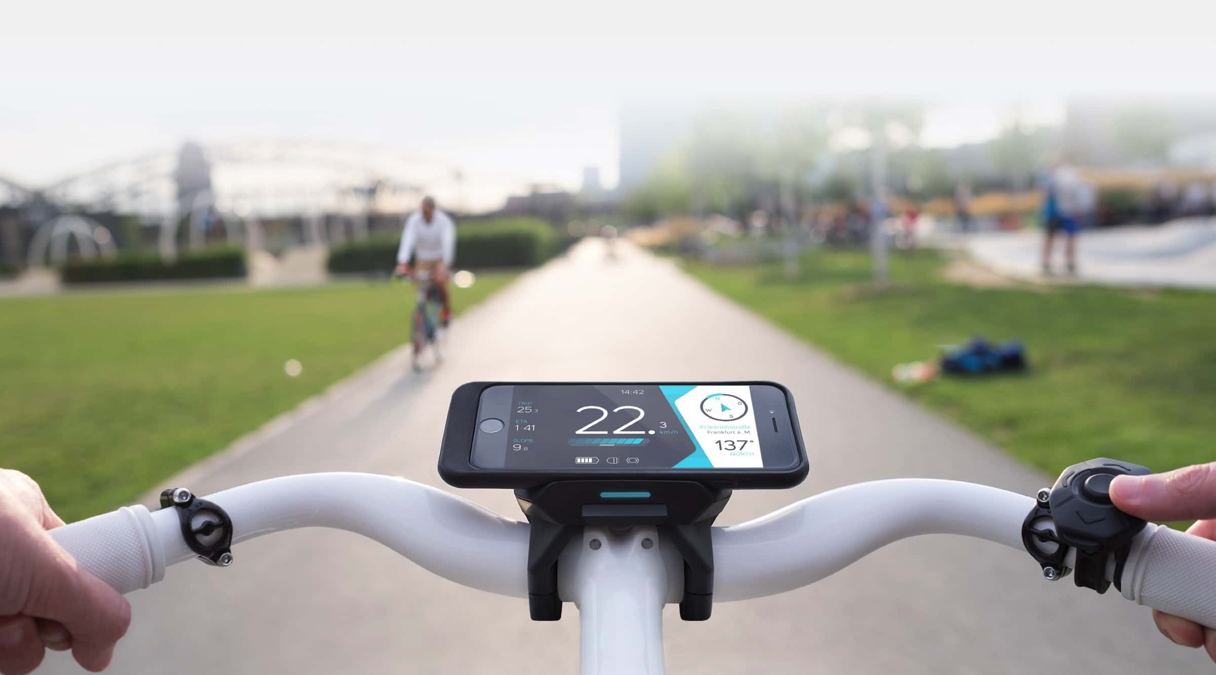 COBI – Connected Bike