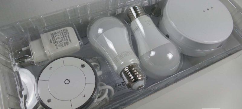 IKEA Tradfri – smarte LED Lampen