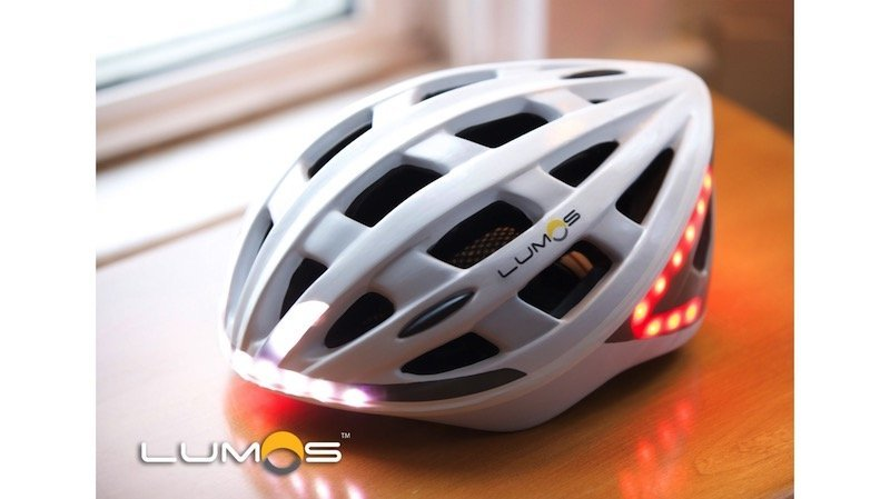 Lumos Helmet – Fahrradhelm der nächsten Generation