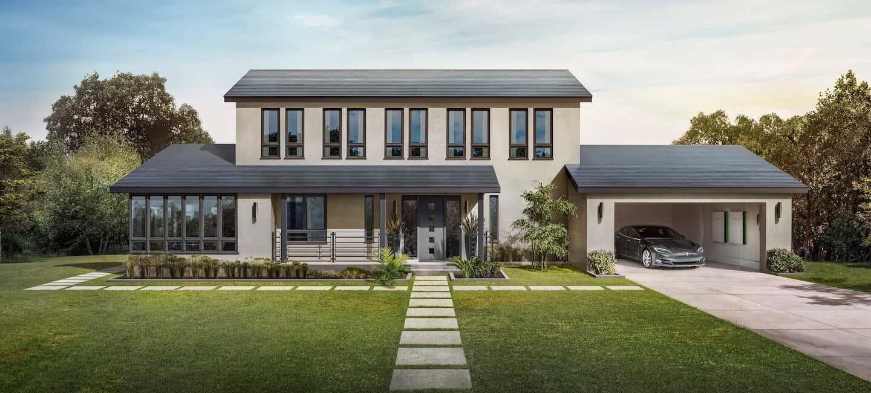 Tesla Solar Roof – Solarziegel können jetzt vorbestellt werden