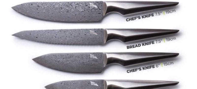 Kuroi Hana – Japanische Küchenmesser