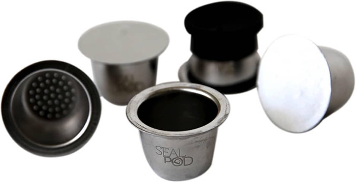 Sealpod – Nespresso Kapseln ohne Abfall