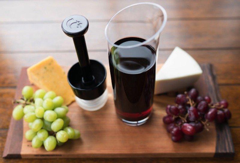 Wine Squirrel – Wein länger aufbewahren