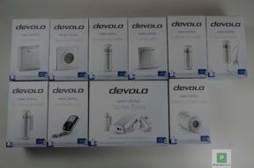 Devolo Home Control – Sensoren