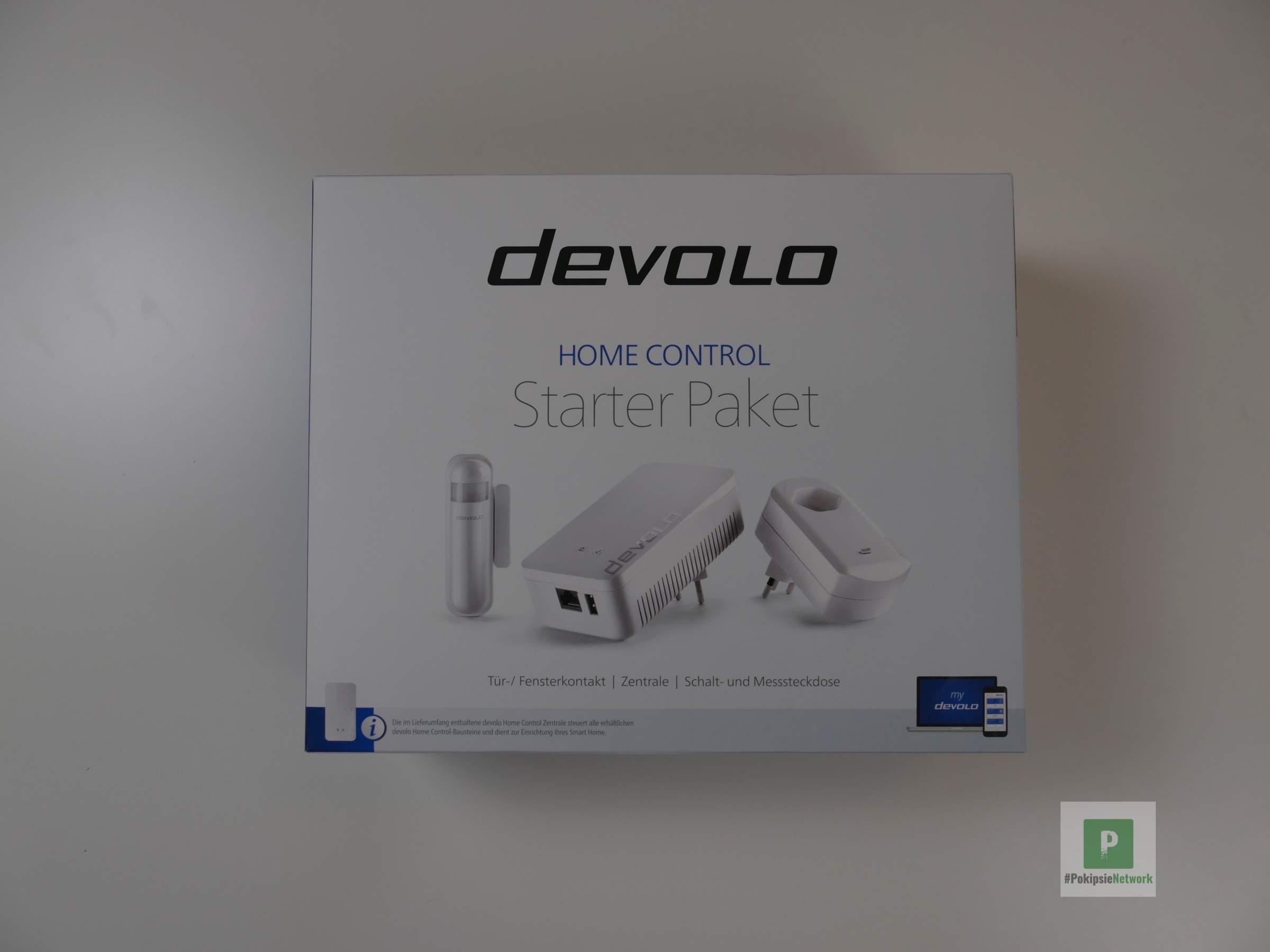 Devolo Home Control - Starter Paket