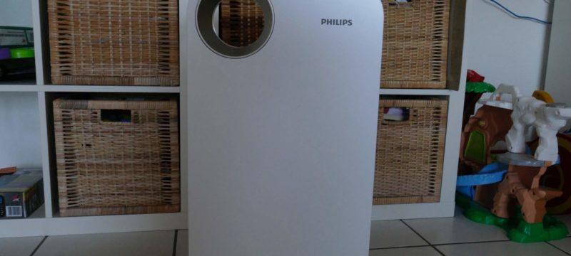 Philips Luftreiniger AC 4072-11