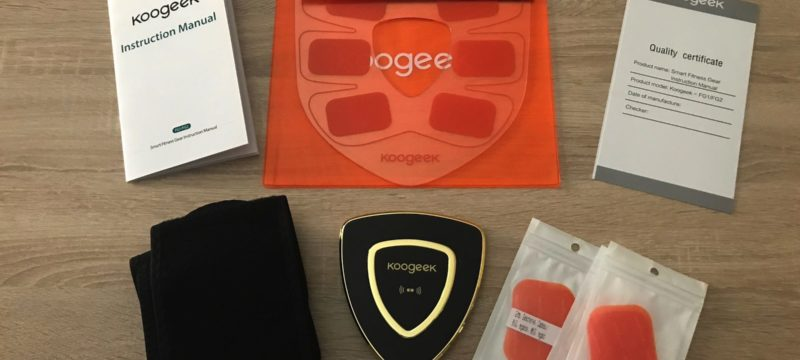 Koogeek Smart Fitness