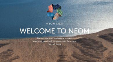 Neom die neue Megacity