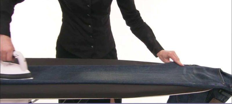 Laurastar – So bügeln Sie Ihre Jeans richtig