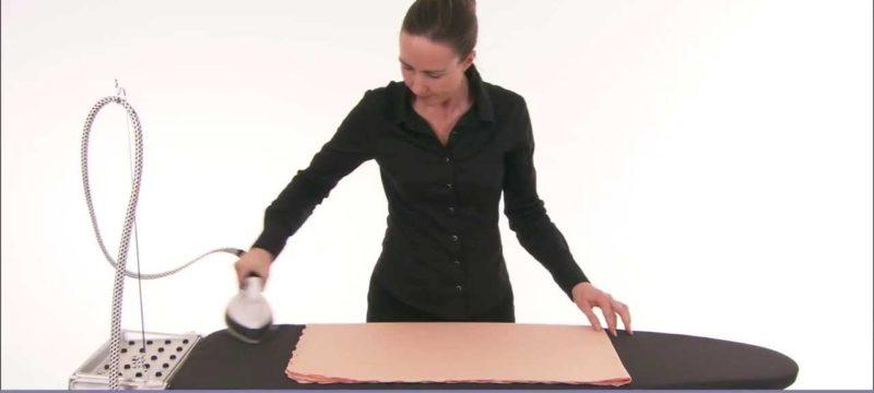 Laurastar – So bügeln Sie Tischdecken und Bettwäsche richtig