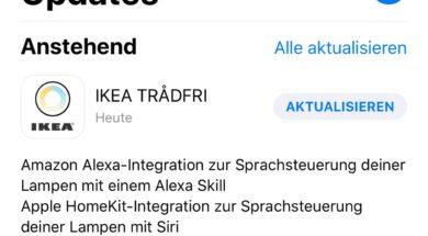 IKEA TRÅDFRI spricht jetzt endlich auch Apple HomeKit