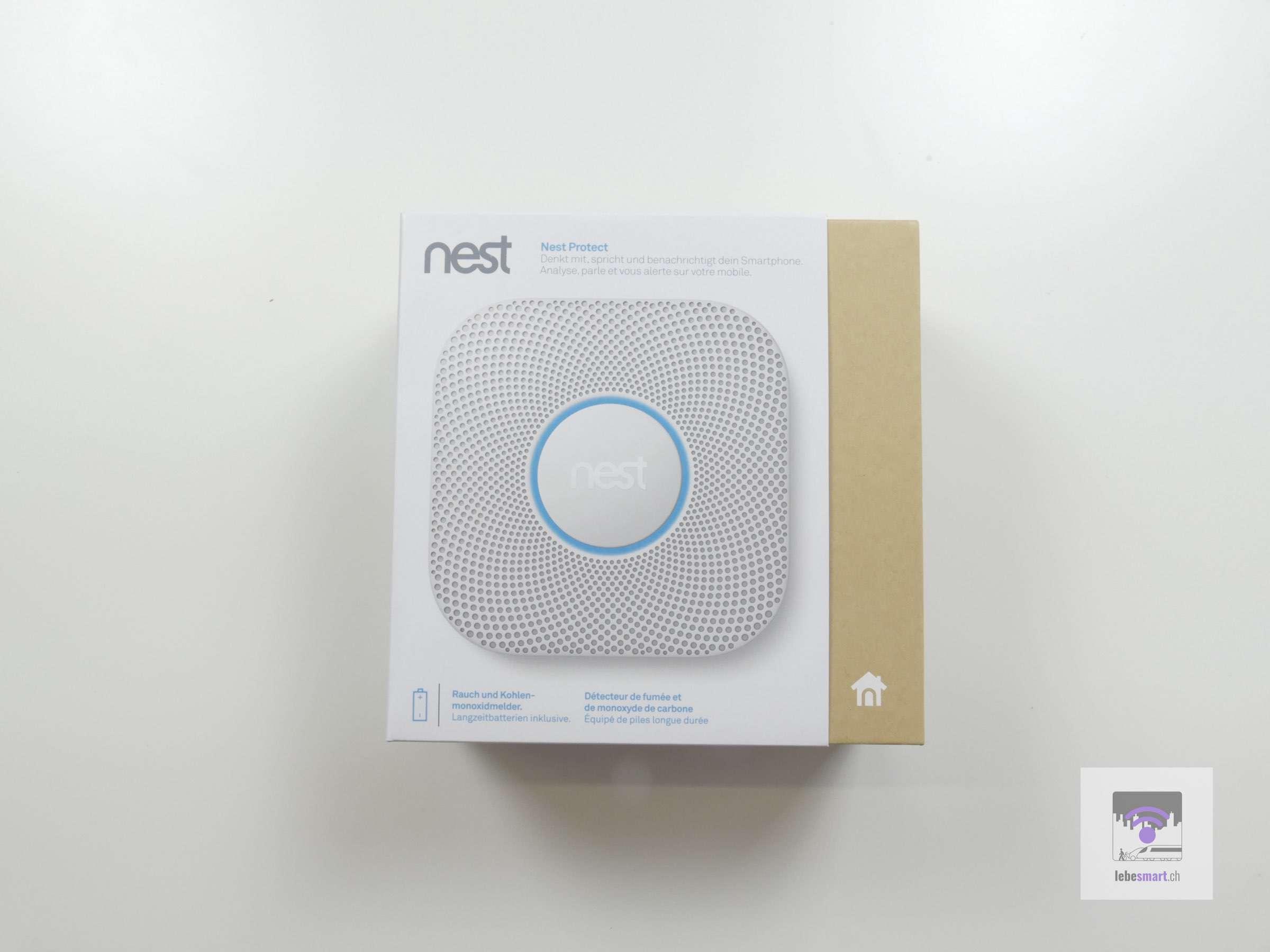 Nest Protect – Google's Rauchmelder im Test