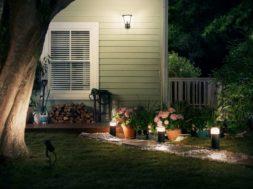 Philips Hue Outdoor Lampen