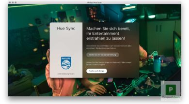 Philips HUE Sync für macOS und Windows – 1