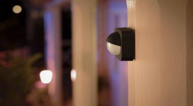 Outdoor Bewegungsmelder – Philips Hue erweitert sein Outdoor Sortiment