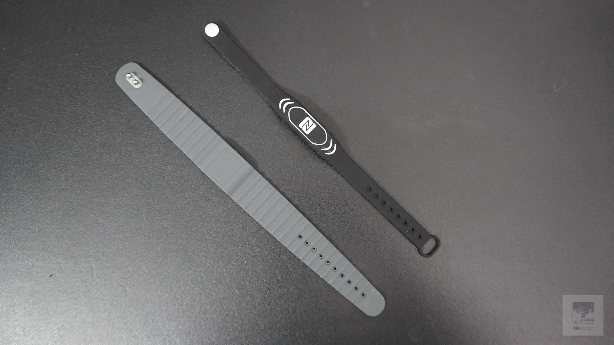 NFC Tags Armband