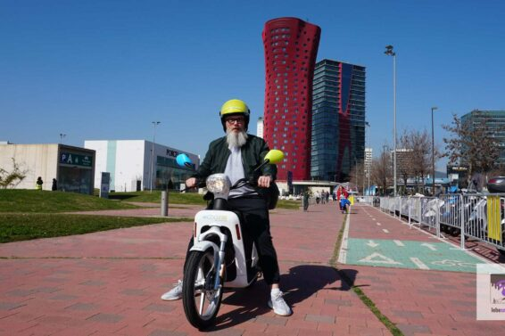 Elektromobilitaet in Barcelona