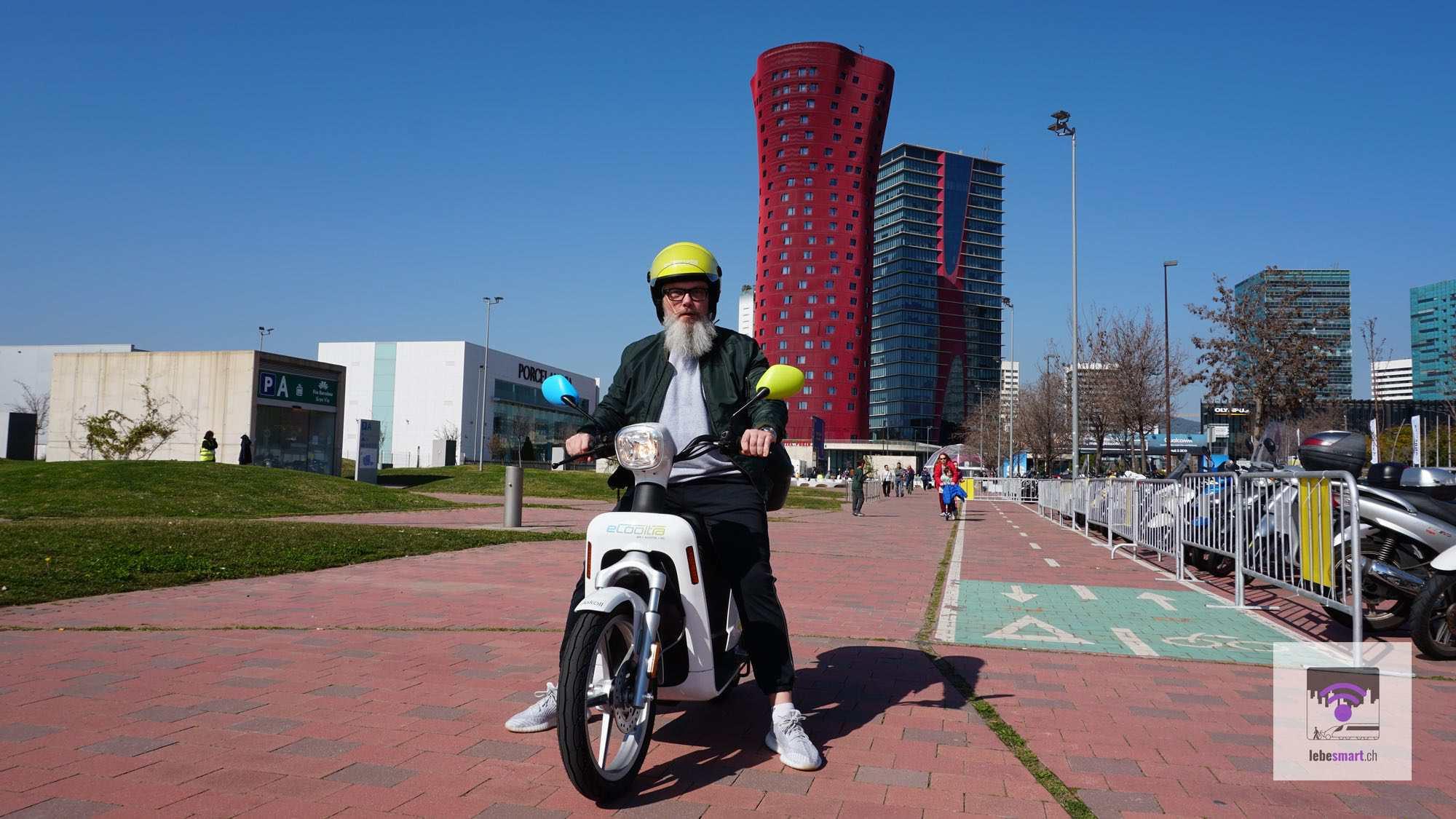 Elektromobilität in Barcelona