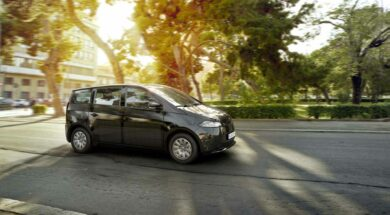 Sion von Sono Motors mit finalem Design vorgestellt