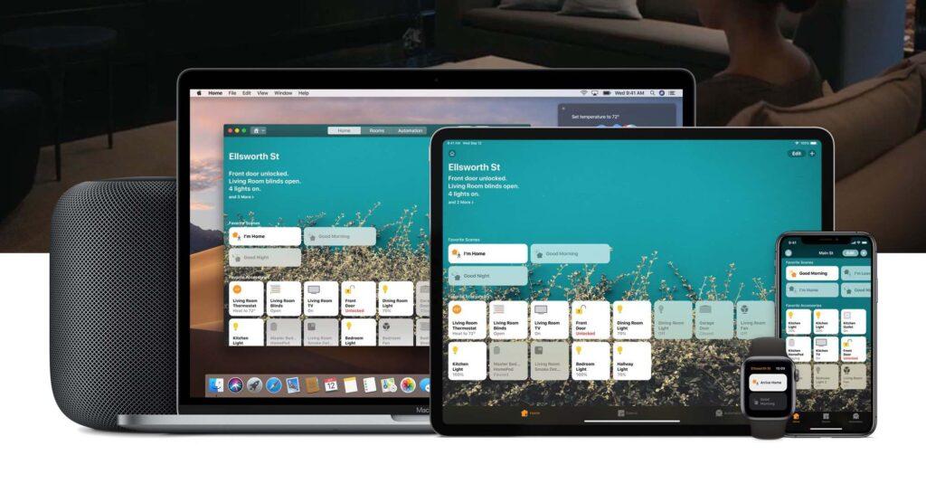 Apple HomeKit Features