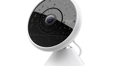 Logitech Circle – Erste HomeKit Secure fähige IP Kamera folgt noch dieses Jahr