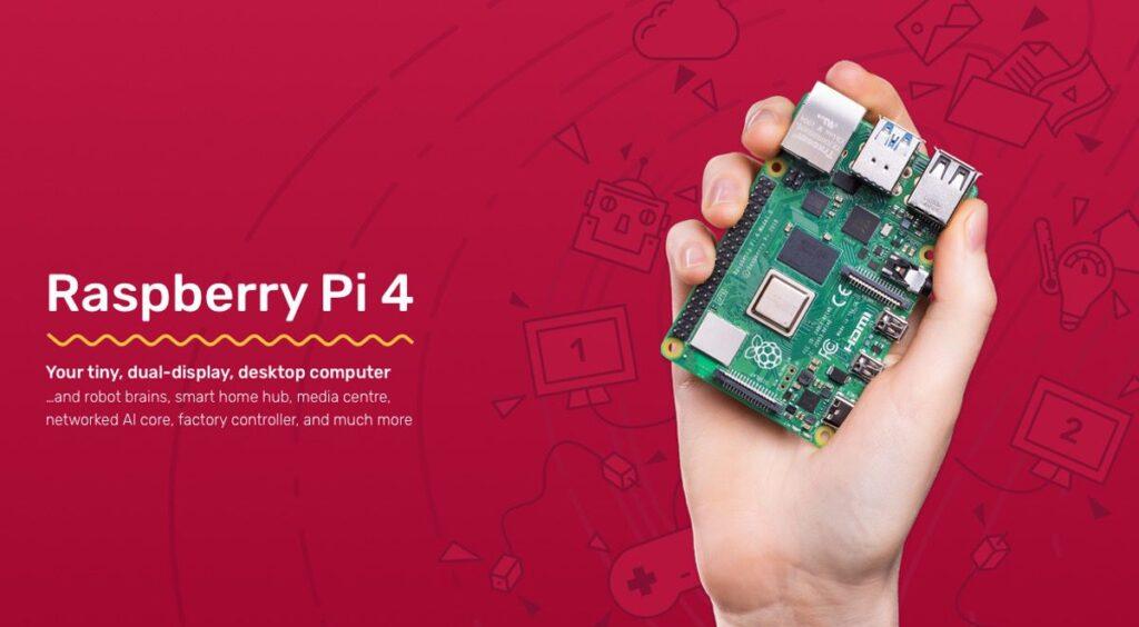 Raspberry Pi 4 - Endlich mit USB-C-Support