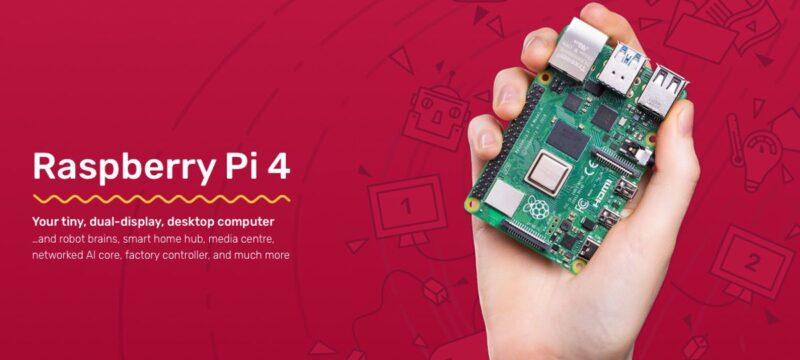 Raspberry Pi 4 – Endlich mit USB-C-Support